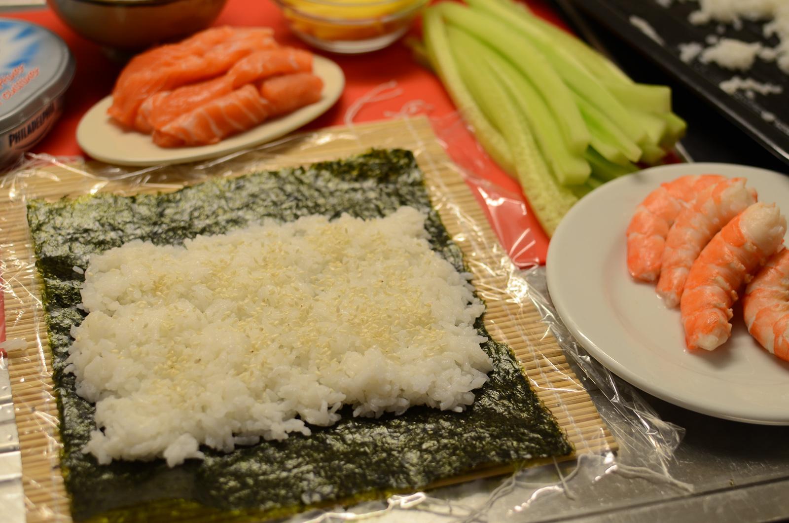 Рецепты овощных роллов в домашних условиях с пошагово