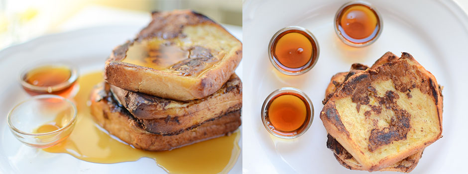 French Toasts (de. Armer Ritter, es. Torrijas)
