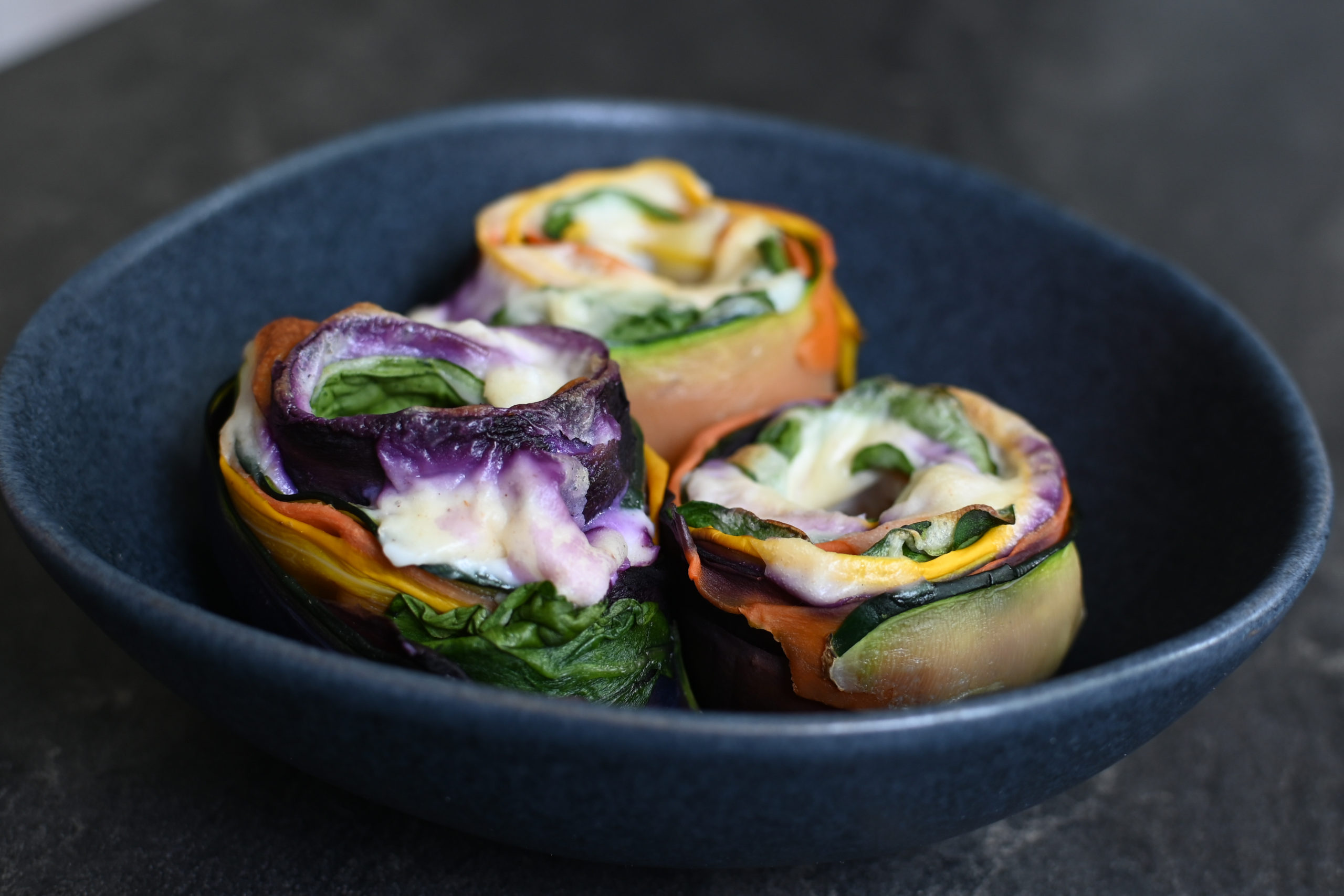 VEGETABLE ROLLS (VIDEO)