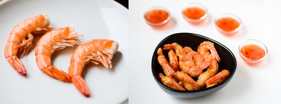 (The best) Tempura Shrimp