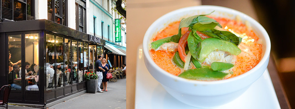 Lao Lane Xang (The best Thai in Paris!)
