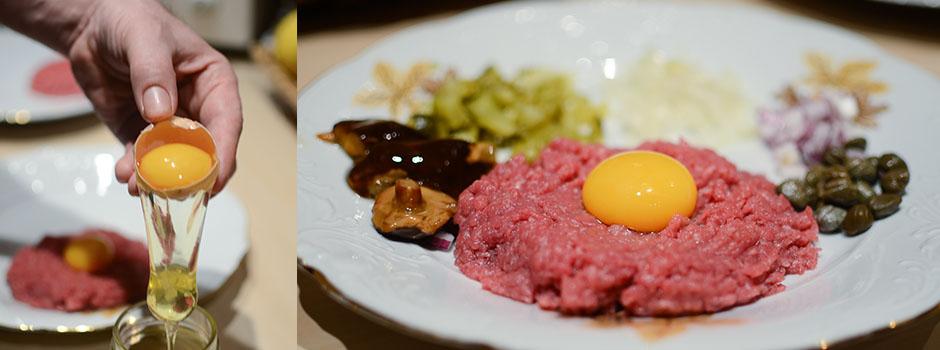 Steak Tartare (Beef)