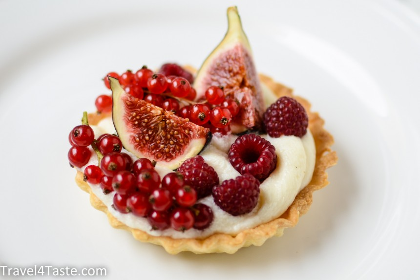 tart fruits rouge