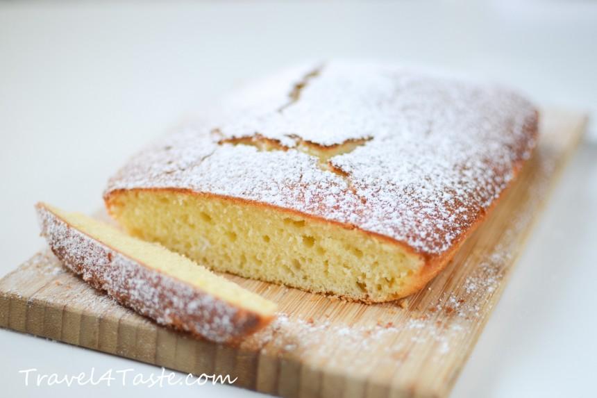 Italian breakfast cake travel for taste for Italian breakfast