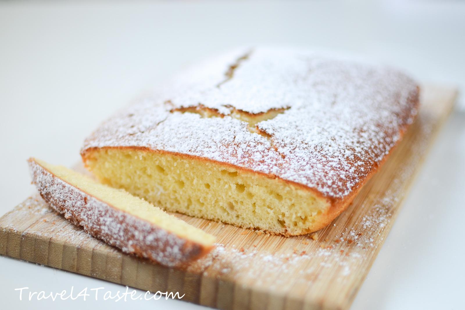 Italian Breakfast Cake Travel For Taste