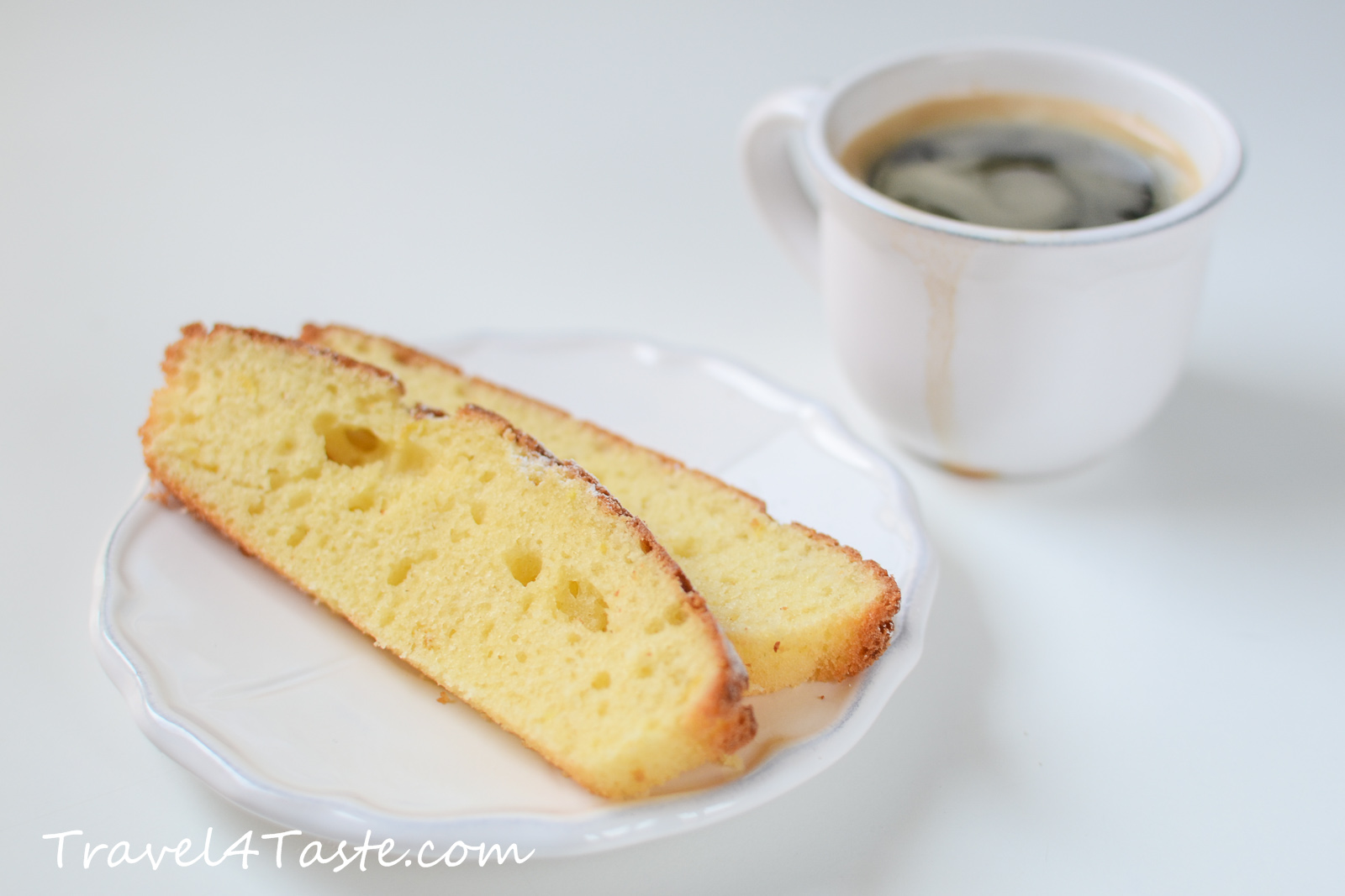 Italian Breakfast Cake | Travel For Taste
