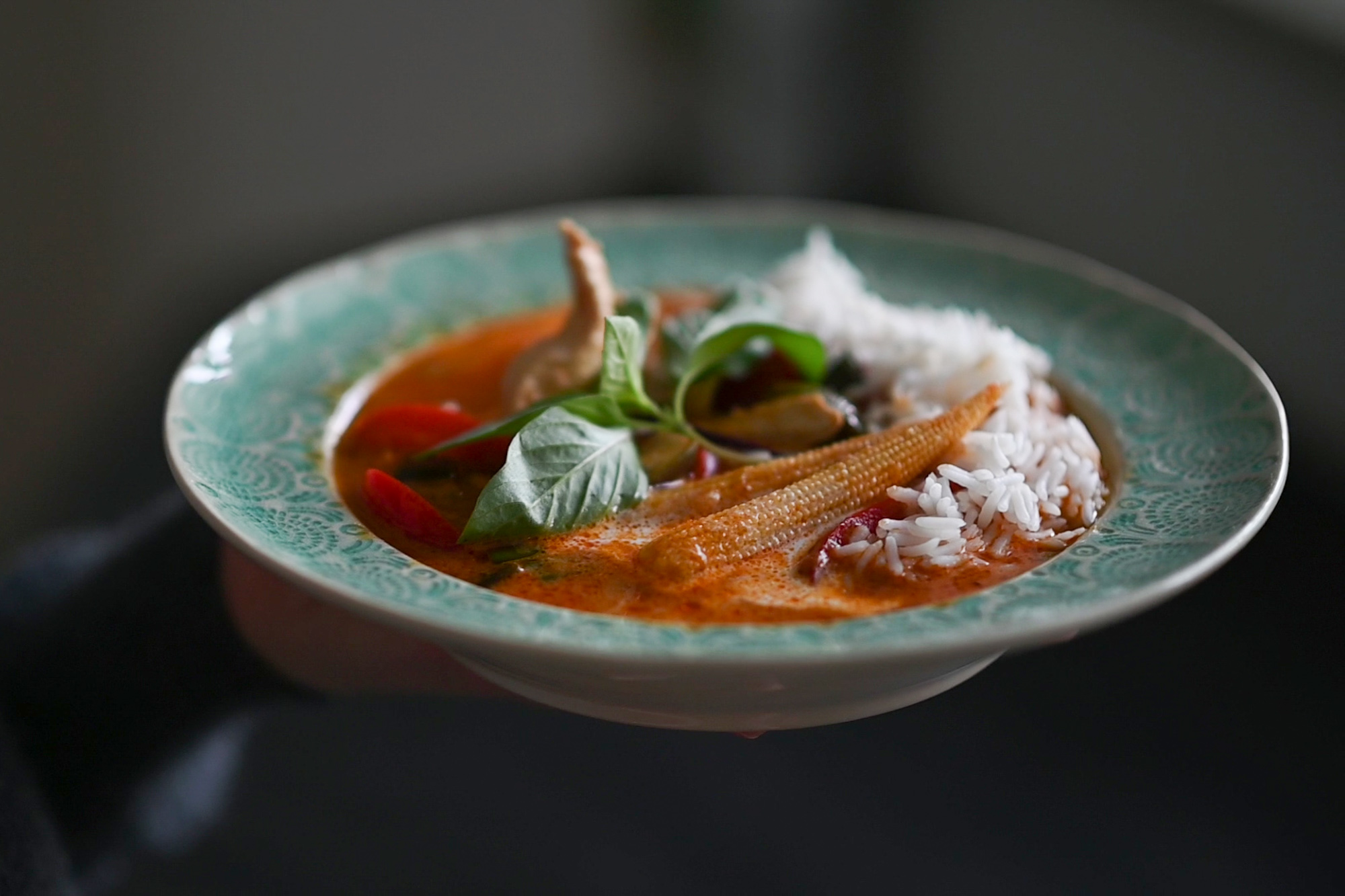 Thai Panang Curry (VIDEO)