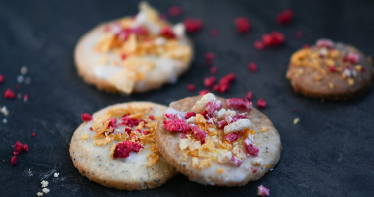 Butter Cookies (VIDEO)